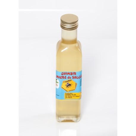 Ghimbir in miere de salcam 350g